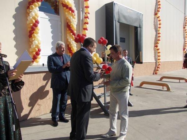 Завод «Артемовск-Вайнери» открыл новый склад на 2 миллиона бутылок игристого (фото) - фото 3