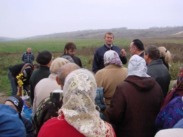 Сергей Клюев посетил целебный источник Августовской Божьей Матери, фото-3