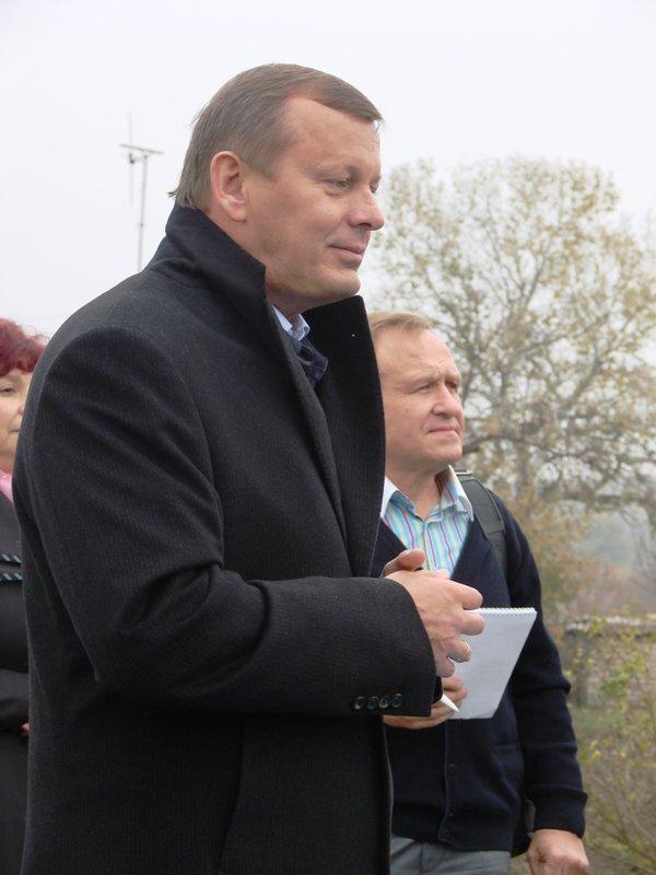 Сергей Клюев посетил целебный источник Августовской Божьей Матери, фото-12