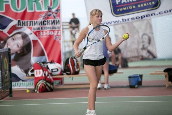 В Мариуполе проходит детско-юношеский теннисный турнир «Masters» (ФОТО), фото-6