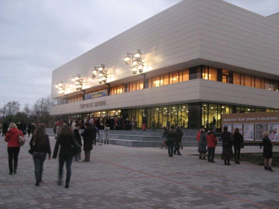 Открылся обновлённый театр им. Щепкина, фото-1