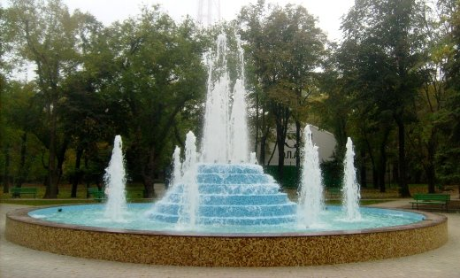 В центре Одессы появился красивый каскадный фонтан (Фото), фото-1