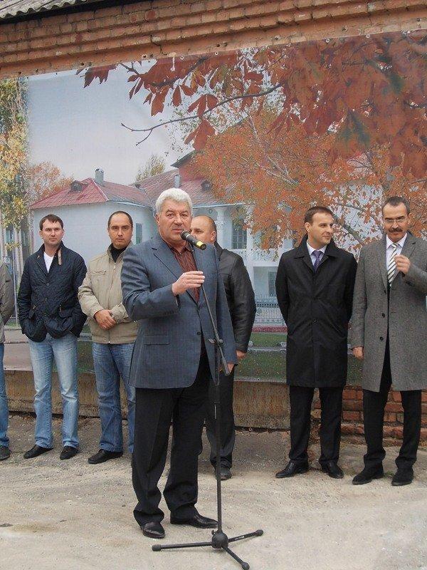 Артемовск отчитался перед «Кнауфом» за часть диагностического центра, фото-1