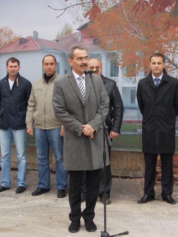 Артемовск отчитался перед «Кнауфом» за часть диагностического центра, фото-2