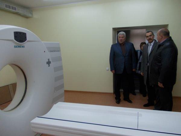 Артемовск отчитался перед «Кнауфом» за часть диагностического центра, фото-3