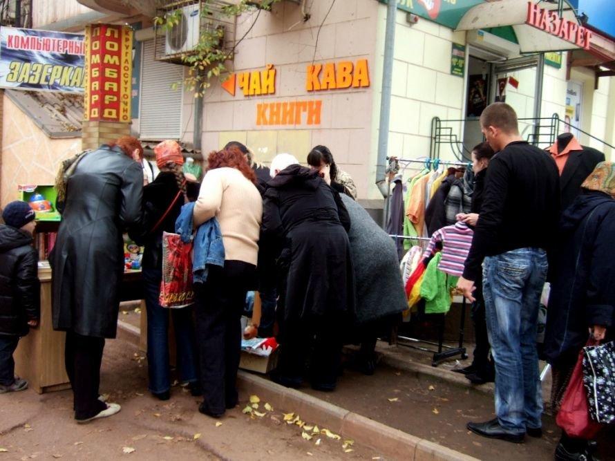 На благотворительной ярмарке в Кривом Роге собирали деньги на лечение тяжелобольной молодой мамы (фото) - фото 5