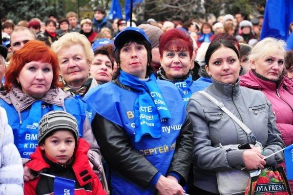 Народное вече: жители Артемовска и района поддержали кандидата в народные депутаты Сергея Клюева, фото-3