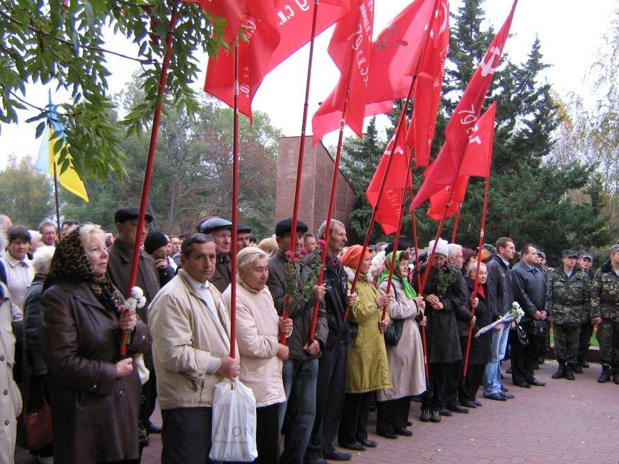 В Кировограде отметили 68-ю годовщину освобождения Украины от фашистских захватчиков, фото-1