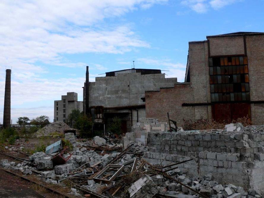 Луганщина. Мертвый индастриал (фото) - фото 5