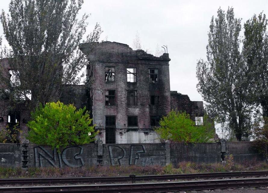 Луганщина. Мертвый индастриал (фото) - фото 7