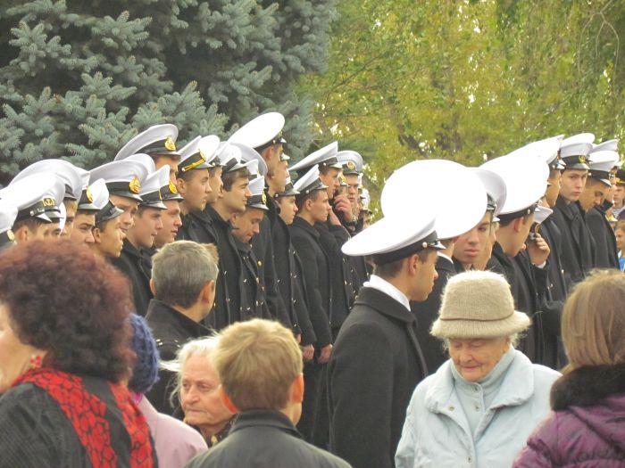 В Мариуполе почтили память воинов-освободителей (ФОТОРЕПОРТАЖ), фото-9