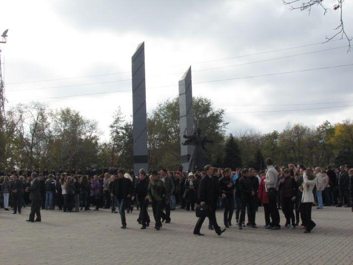 В Мариуполе почтили память воинов-освободителей (ФОТОРЕПОРТАЖ), фото-11