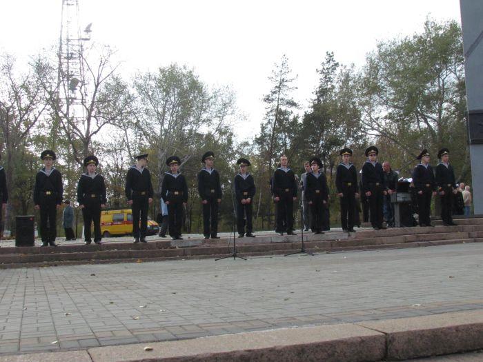 В Мариуполе почтили память воинов-освободителей (ФОТОРЕПОРТАЖ), фото-3