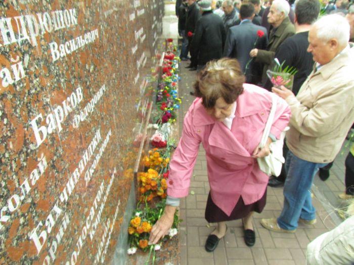 В Мариуполе почтили память воинов-освободителей (ФОТОРЕПОРТАЖ), фото-7