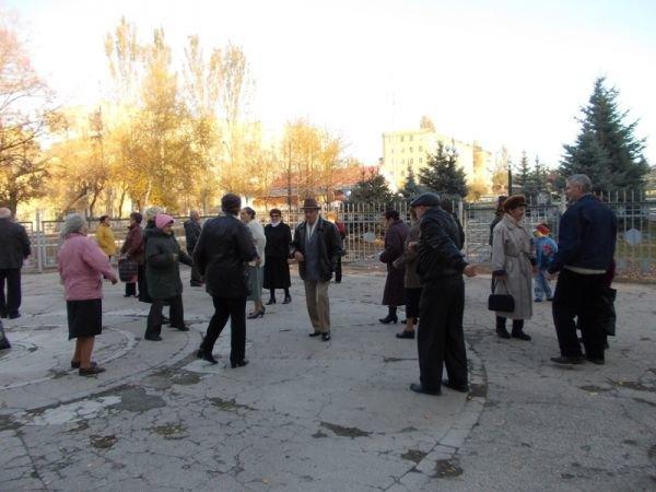 В Артемовске годовщину освобождения Украины от немецко-фашистских захватчиков отмечали песнями и танцами, фото-5