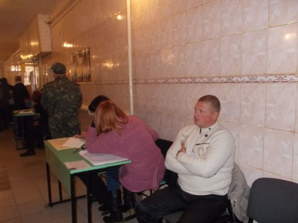 СПЕЦизбиратели: в больнице уже проголосовали все пациенты, а в Артемовском СИЗО - только 30% заключенных, фото-2