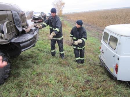Кировоградщина. В результате ДТП понадобилась помощь спасателей, фото-1