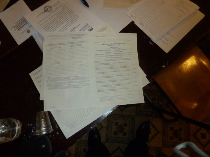 В Мариуполе председатель комиссии подписала чистые протоколы (ФОТО), фото-3