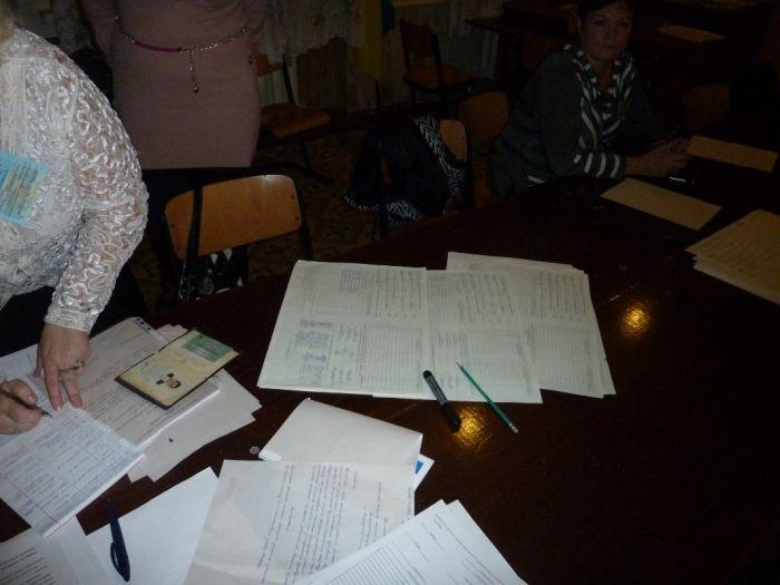 В Мариуполе председатель комиссии подписала чистые протоколы (ФОТО), фото-2