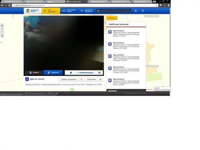 Вблизи Мариуполя на избирательном участке прикрыли веб-камеры (ФОТО), фото-2
