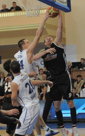 Единая Лига ВТБ: Мариупольский «Азовмаш» уступил  дончанам, фото-1