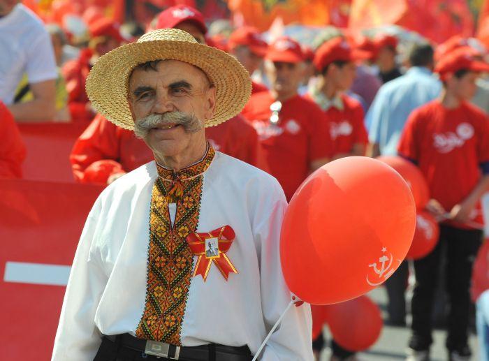 Коммунисты в Мариуполе бъют рекорды, фото-1