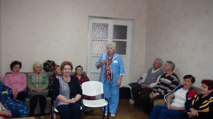 Заведующая центром Ольга Черепенина напомнила о важности этого дня