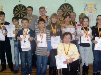 В Чебоксарах прошел чемпионат по дартсу среди лиц с ПОДА (ФОТО), фото-1