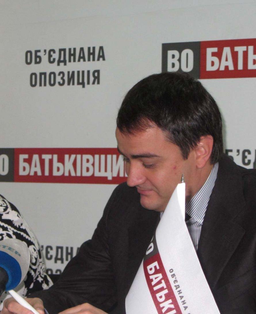 Главный днепропетровский оппозиционер дал оценку выборам. Но о Тягныбоке не сказал ни слова (ФОТО), фото-1