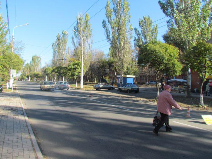В Мариуполе  женщина попала под колеса «Волги» (ФОТО), фото-3