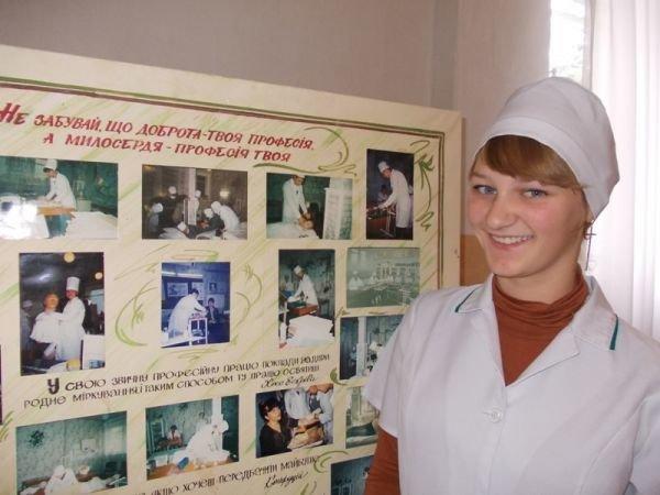 Выпускники Артемовского медучилища лечат дончан, фото-1