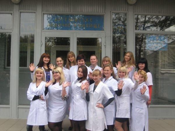 Выпускники Артемовского медучилища лечат дончан, фото-6