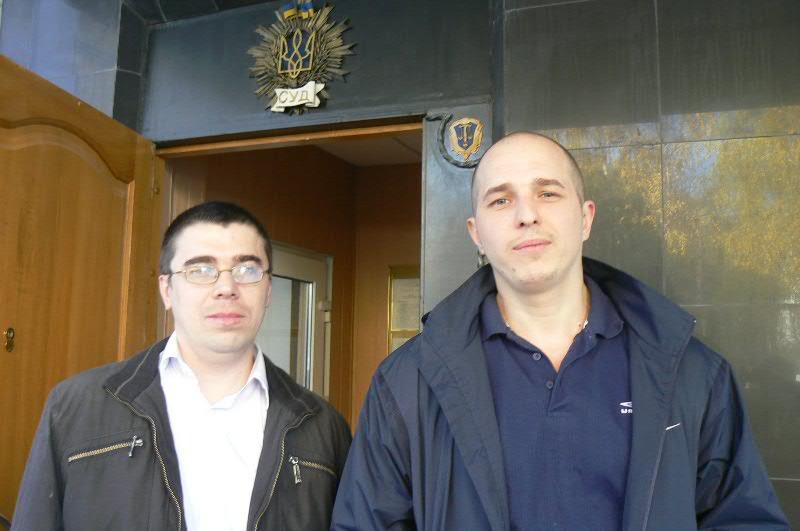 Харьковские националисты получили временную свободу, фото-1