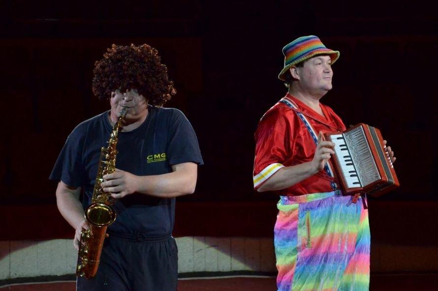 Харьковские циркачи показали свои «магические» способности (фото), фото-1
