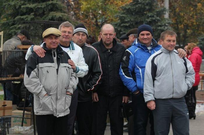 В Мариуполе голубеводы из Украины и России показали необычные породы птиц (ФОТО), фото-5