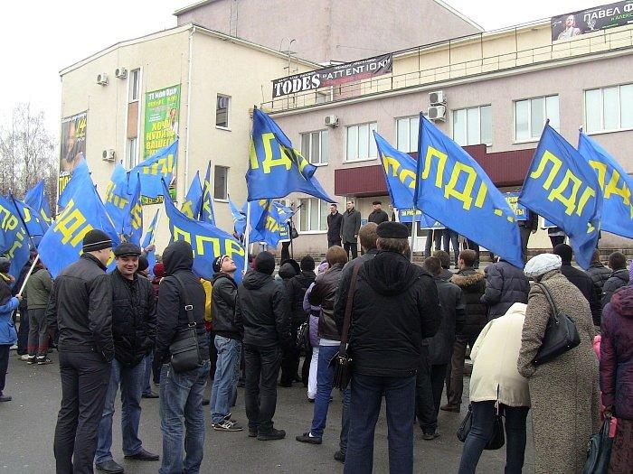 В Липецке прибавилось официальных сторонников Жириновского, фото-1