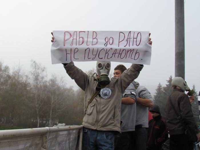 В  Мариуполе экологический митинг собрал тысячи человек (Дополнено+ФОТОРЕПОРТАЖ + ВИДЕО), фото-42