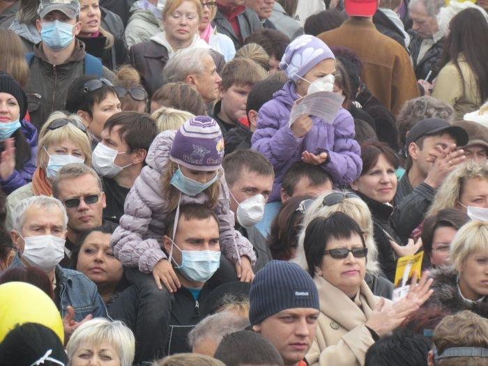 В  Мариуполе экологический митинг собрал тысячи человек (Дополнено+ФОТОРЕПОРТАЖ + ВИДЕО), фото-8
