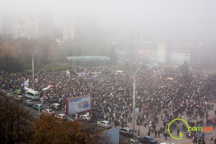 В  Мариуполе экологический митинг собрал тысячи человек (Дополнено+ФОТОРЕПОРТАЖ + ВИДЕО), фото-45