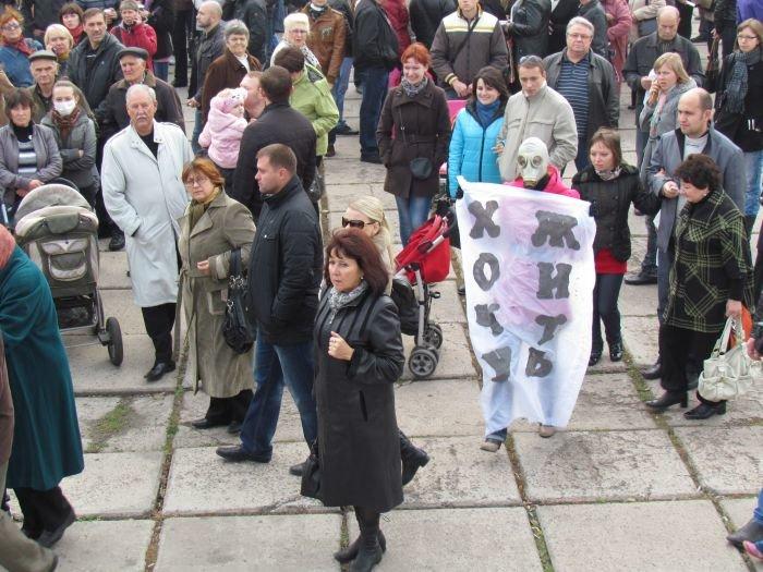 В  Мариуполе экологический митинг собрал тысячи человек (Дополнено+ФОТОРЕПОРТАЖ + ВИДЕО), фото-23