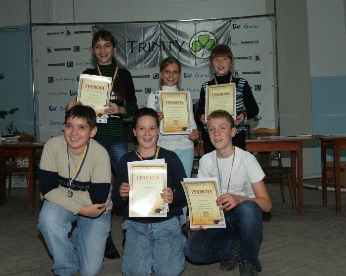 В Мариуполе прошёл чемпионат по шашкам среди детей, фото-3