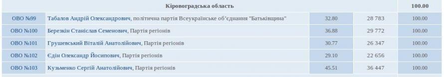 Губернатор выдает желаемое за действительное? По мнению Ларина, Кировоградщина поддерживает партию власти, фото-1