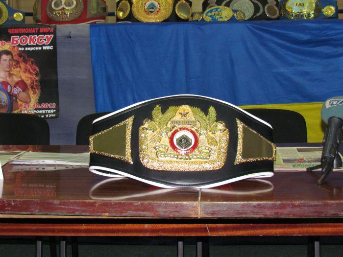 Мариупольский боксер Александр Гуров намерен защищать свой чемпионский пояс (ФОТО), фото-1