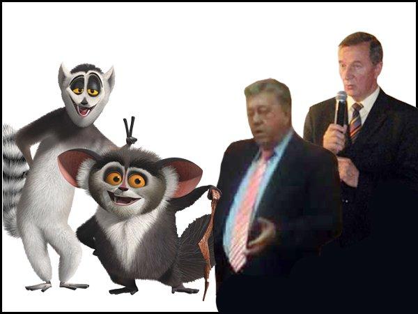 Сахарчук и Белоусов