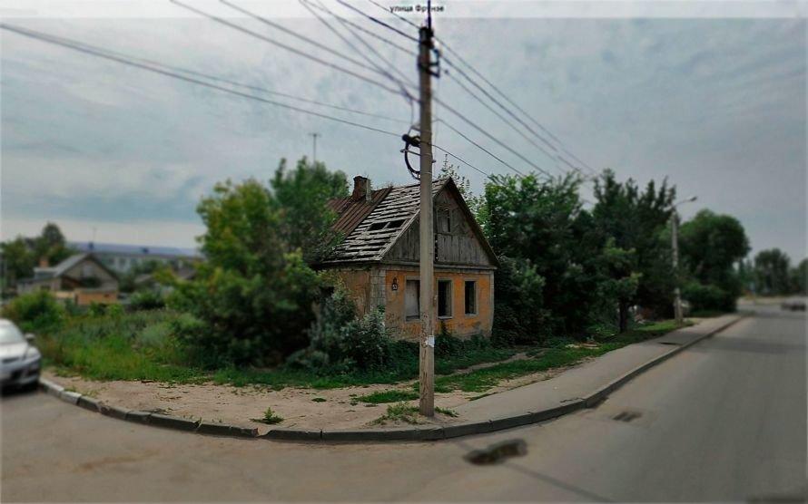 В центре Липецка подчистую сгорел дом, фото-1