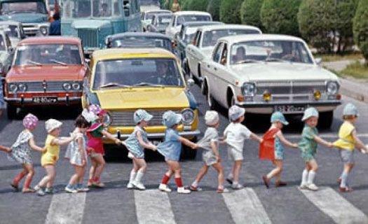 В этом году на дорогах Кременчуга травмировались 19 детей, фото-1