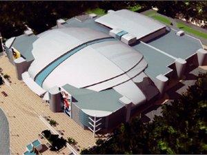 дворец спорта Одесса