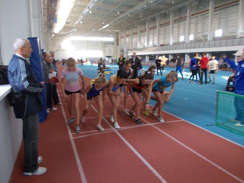 В Артемовск на Чемпионат области приехали более 350 легкоатлетов, фото-1