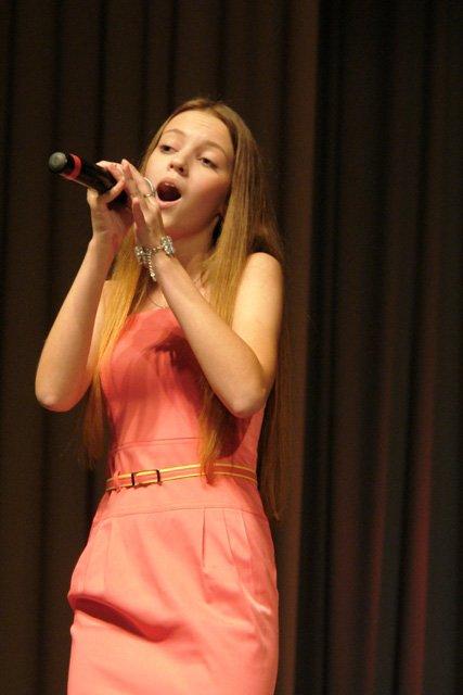 Голос чебоксарской студентки зазвучит по всему миру (ФОТО), фото-1