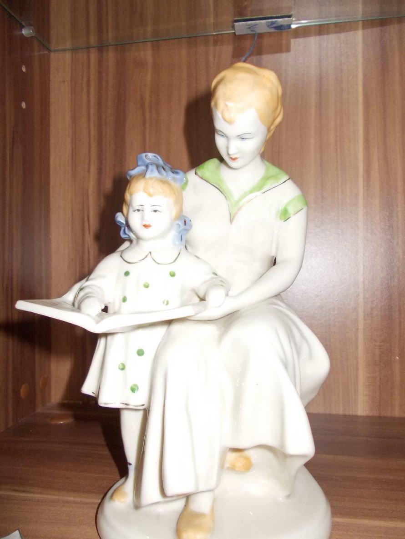 В Артемовском музее выставляют Пушкина и Садко из фарфора и фаянса, фото-1